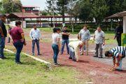 CON PRECAUCIONES ANTE LA EMERGENCIA, ¡HAY TIANGUIS EN EL RECINTO FERIAL!