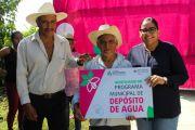 """COMUNIDADES DE XICOTEPEC VUELVEN A SER IMPORTANTES GRACIAS AL PROGRAMA """"HOMBRO CON HOMBRO""""."""
