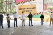 ENTREGA AYUNTAMIENTO DE XICOTEPEC REHABILITACIÓN DEL PARQUE RECREATIVO FOVISSSTE.