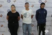 """SSP DETIENE A TRES PRESUNTOS NARCOVENDEDORES DE """"LA TITA"""""""