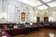 EN PUEBLA HUBO GOBIERNOS QUE NO ACTUARON DE BUENA FE Y CON CORRUPCIÓN: BARBOSA HUERTA